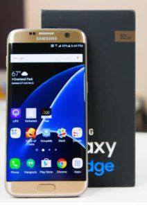 Samsung galaxy s7 edge remove google account